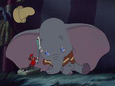 Disney's Dumbo: Screen Capture: Disney Pixar, Dumbo Disney, Disney Films, Disney Cartoons, Disney Art, Walt Disney, Disney Dream, Disney Magic, Nightmare Before Christmas Drawings