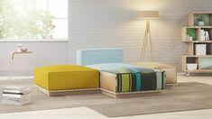 Loewenstein. Un diseño único para áreas de relajación en ambientes laborales, cada vez más necesarios! #MoberTeInspira