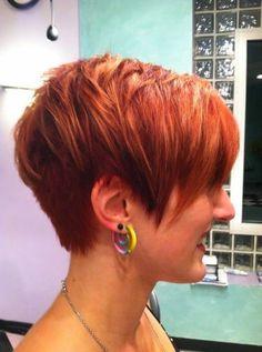 Cute Short Haircuts 2015 for women