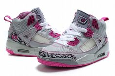 Michael Jordan Shoes For Girls | cheapest jordan 3.5 pink and grey for girls
