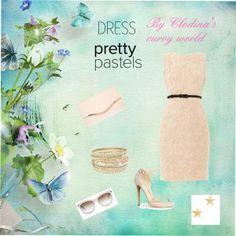 Dress pretty pastels