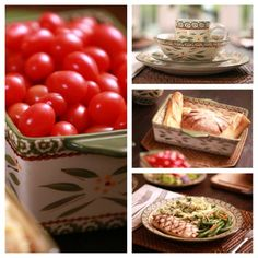 temp-tations® Old World Dinnerware and Bakeware
