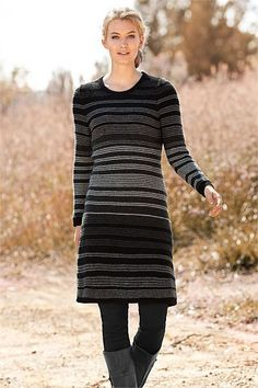 Dresses - Capture Knitted Dress