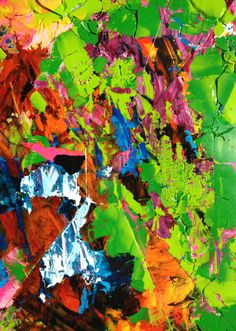 """"""" Patchwork """" Céline Weber Celine, Abstract Art, Colours, Paintings, Scrappy Quilts, Contemporary Artists, Paint, Painting Art, Painting"""