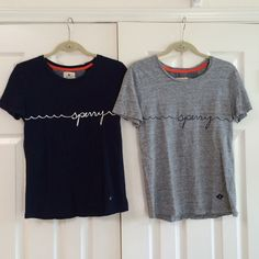 Sperry Scoop Neck Tshirt Bundle *Size small *100% cotton *Gently washed and worn *No stains no rips Sperry Top-Sider Tops Tees - Short Sleeve