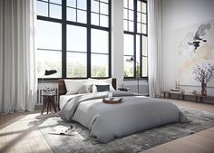 9 Astute Tips AND Tricks: Minimalist Bedroom Bed Inspiration minimalist interior architecture cabinets.Minimalist Bedroom Diy Dressing Tables warm minimalist home wall colors. Interior Design 2017, Interior Design Minimalist, Minimalist Bedroom, Interior Exterior, Minimalist Home, Minimal Design, Modern Interior, Home Bedroom, Bedroom Decor