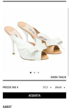 Miu miu sandals SS2015