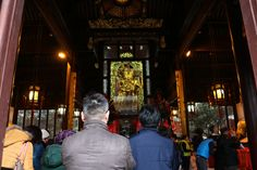 Tag 3 - in China in einen Tempels zu gehen, darauf habe ich mich besonders gefreut.