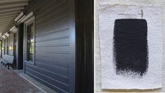Best Exterior Black Paint Colors, Benjamin Moore Black Panther, Gardenista