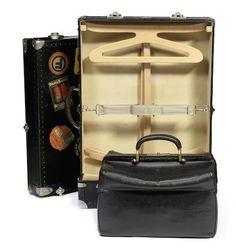 e1d5aa21124c A Moynat wardrobe trunk