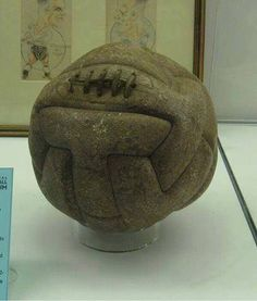 The First World Cup football used in Final, 1930