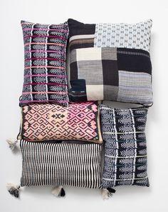 Archive New York San Juan La Laguna Jaspe II Pillow