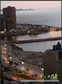 Alexandria at dawn - one of my favourite things in life is to walk along the Corniche as the sun comes up in Alex, there is a timeless feeling in the dawn air in this city.