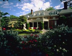 Hillwood Museum..home of Marjorie Merriweather Post...it is a real treat to visit!!...Just love it!