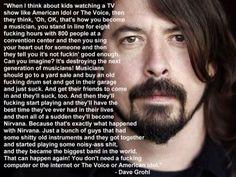 I love Dave.