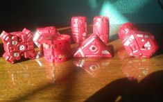 Red Bakugan Battle Brawlers #SpinMaster