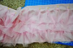 The cotton candy skirt