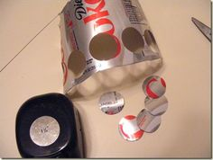 Sharpen Punches with a Soda Can!