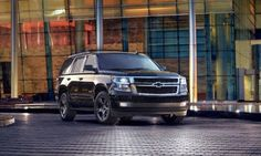 2017 Tahoe and Suburban Will Be Offered in a Midnight Edition
