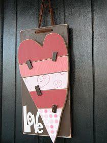 "The Creative Homemaker: ""Broken Up"" {Heart}"