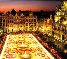 Brussels, La Grand Place/Grote Markt
