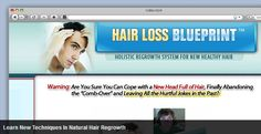 Natural treatments for hairloss - Grow your hair back the natural way with natural hair loss treatments.