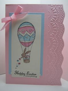 Simple but very pretty for Easter