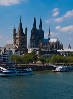 Cologne - Germany (by Sergey Galyonkin)