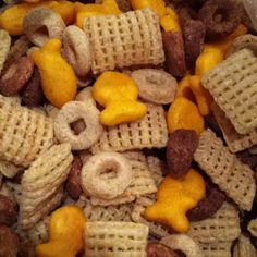 images about Cereal Snack Mix Ideas Chex mix