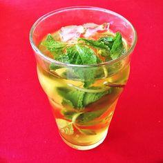Organic Extreme Vanilla Green Iced Tea