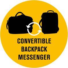 Cat® Bags - Casper - Weekender Backpack