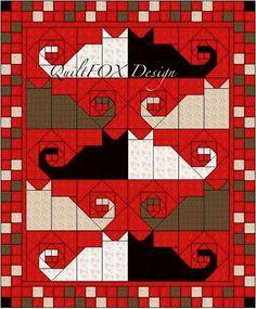 Image result for bookshelf full size quilt patterns