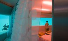 Das welterste Unterwasser-Spa HUVAFEN FUSHI BY PER AQUUM 6* │ MALEDIVEN