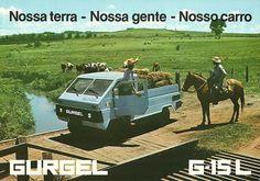 Gurgel G-15 - brochure