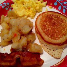 Breakfast Tomorrow!!! Yumm!!!! Can't wait GOOOD O' COUNTRY HOMEMADE COOKIN',. MY MAMA TAUGHT ME(: