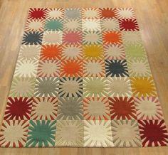 estella - blanket 85801 Modern Rug Co £400