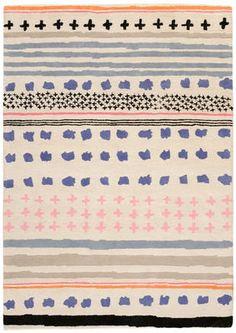 Tapis Marius By Ines de la Fressange / 170 x 240 cm Multicolore - Toulemonde Bochart - Décoration et mobilier design avec Made in Design