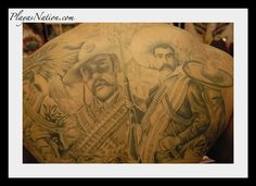 Zapata Tat  PlayasNation.com Urban Social Network  Posted by PlayasNation on 2008-08-06 19:34:03  Tagged:  emiliano  emiliano zapata  tattoo  tat  tatted up  chicano latino latin spanish mexican mexicano aztec azteca cholo cholos mexican art mexican arte lowrider homie homies  The post Zapata Tat appeared first on Tattoos. Zapata, Emiliano Zapata, Aztec, Tattoos, Homies, Chicano, Art, Mexican Art, Chicano Tattoos
