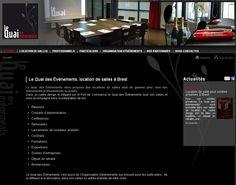 Le Quai des Evènements : location de salle à Brest