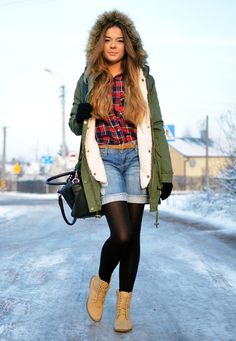 Winter Plaid.