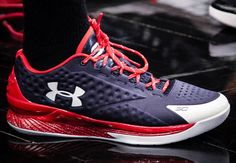 Another Under Armour Athlete Debuts The Curry One Low - SneakerNews.com