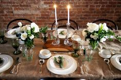 Get your table set