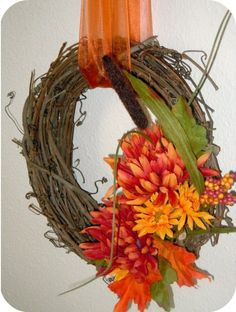 How to make 88 Floral Wreaths