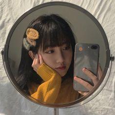 cute girl ulzzang 얼짱 hot fit pretty kawaii adorable beautiful korean japanese asian soft grunge aesthetic 女 女の子 g e o r g i a n a : 人 Korean Girl Photo, Cute Korean Girl, Asian Girl, Ullzang Girls, Cute Girls, Korean Aesthetic, Aesthetic Girl, Selfie Posen, Girl Korea