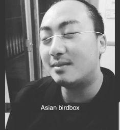 New Funny Bird Pictures Lmfao 62 Ideas Funny Asian Memes, Asian Jokes, Asian Humor, Funny Relatable Memes, Funny Jokes, Hilarious, Lmfao Funny, Funny Stuff, Filipino Memes