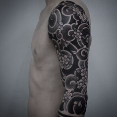 i like horimono. - by gotch_tattoo...