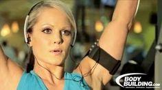Nicole Wilkins Shoulder Workout - Bodybuilding.com, via YouTube.
