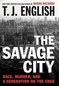 """The Savage City: Race, Murder, and a Generation on the Edge"" - another great book to add to our social justice reading list."