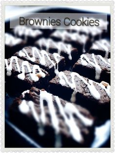 sweet for kids: Brownies Bar Cookies