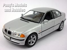 BMW 1998 328i 1/24 Diecast Metal Model by Welly